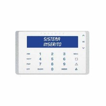 Tastiera a sfioramento touch sense LCD Paradox K656 - PXD656