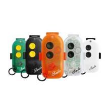 Telecomando autoapprendente a 2 CH 433MHz multicolor SMILE-C automazione cancelli