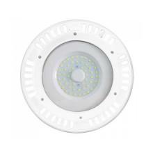 V-TAC VT-9065 50W LED industrial lights High Bay ufo white body IP44 cold white 6400K - SKU 5611