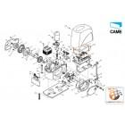 Deckel Elektronik-Platine BX-243 – 119RIBX038