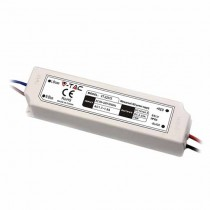V-TAC VT-22101 100W LED slim Power Supply 24V 4.2A waterproof IP67 Plastic - SKU 3101