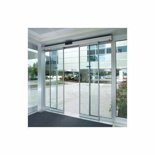Kit su misura porta automatica a doppia anta a1000 faac - Porta automatica prezzo ...