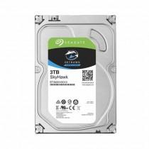 "Disque dur Seagate 3To SkyHawk Surveillance Hard Drive SATA III - 6 GB/s 7200rpm 64MB 3.5"" - ST3000VX010"