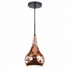 Portalampada Pendente 1MT E27 Elegant Stylish Ф160mm- Copper Cromo-Oro rosa