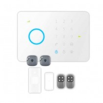KIT allarme Wireless Touch Notifiche SMS / Call / App Smartphone + Accessori GSM G5PLUS