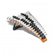 Serie di chiavi combinate 15pz. misure 6~24mm con supporto Beta 42/SP15