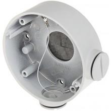 Heckkasten in weißer Farbe Aluminium für bullet Kameras Hikvision DS-1260ZJ