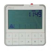 Nice ERA KRONO Programmatore orario a parete via radio con display LCD Nice