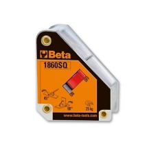 Magnetic welding square 45°/90° for welding phases Beta 1860SQ