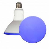 V-Tac Lampadina LED 15W E27 PAR38 IP65 VT-1125 SKU 4420  luce Blu