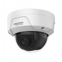 Hikvision HWI-D140H-M Hiwatch series caméra anti-vandalisme dôme IP hd+ 4Mpx 2.8mm h.265+ poe osd IK10 IP67
