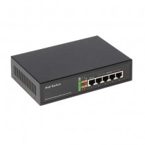 Switch 4 Porte PoE + 1 Porta 10/100 Mbps - 90NX154