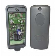 CAME S0002P Zweikanal-Steuerkarte für BUS CXN-Selektoren mit digitaler Tastatur S-Serie - SEL