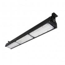 V-TAC PRO VT-9-152 Lampes Industrielles LED 150W chip samsung High Bay Linéaire blanc froid 6400K Corps Noir IP54 - SKU 894