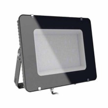 V-TAC PRO VT-405 400W Led Flutlicht schwarz slim Chip Samsung smd Hohe Lumen kaltweiß 6400K - SKU 965