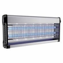 V-TAC VT-3240 Zanzariera elettrica insect killer a scarica con tubi UV luce blu 2x20W attira ed elimina insetti - sku 11182