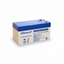 Rechargeable lead battery 12V 1.3 Ah Ultracell