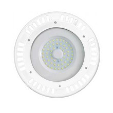 V-TAC VT-9115 100W LED industrial lights High Bay ufo white body IP44 day white 4000K - SKU 5613