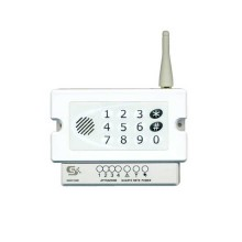 Gsm Telephone diallers NANO 800 for alarm systems