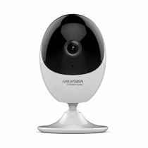 Hikvision HWC-C120-D/W Hiwatch mini Network ip-cam wifi hd 1080p 2Mpx 2.8mm audio slot sd plastica IP20