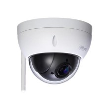 Dahua SD22204UE-GN-W Telecamera antivandalica dome IP motorizzata PTZ WiFi 2.1Mpx full hd 2.7-11mm h.265 slot sd starlight ivs IP67 IK10