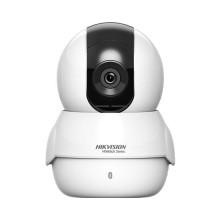 Hikvision HWC-P120-D/W Hiwatch Mini Network PT dome ip-cam wifi hd 1080p 2Mpx 2.8mm audio slot sd plastica IP20