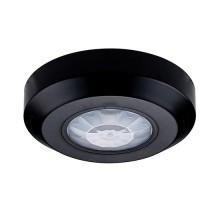 V-TAC VT-8091 Sensore di movimento da soffitto a infrarossi IR + crepuscolare colore nero IP20 - sku 6607