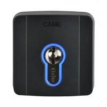 Selettore a chiave a incasso  con cilindro serratura DIN Came SELD2FDG