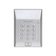 Hikvision DS-K1T801M Terminal de contrôle d'accès 12V DC avec lecteur RFID standard Mifare ip20