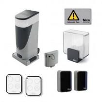 SLH400BDKCE NICE Automation kit for sliding gate 400kg 24v