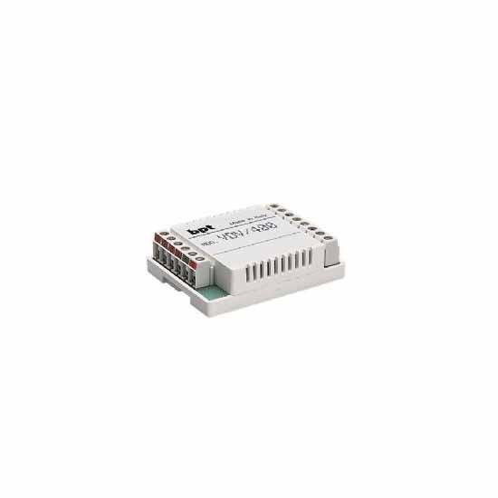 Distributore video amplificato bpt vdv 400 62819100 for Bpt thermoprogram th 24 prezzo
