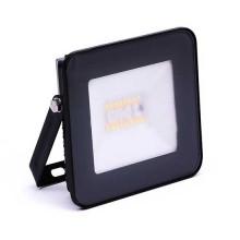 V-TAC Smart Home VT-5020 Faro led 20W Bluetooth slim alluminio nero RGB+3IN1 dimmable gestione smartphone - sku 5985