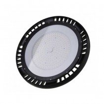V-TAC PRO VT-9-99 100W LED industrial UFO chip samsung smd 8.000LM cold white 6400K Black IP44 - SKU 555