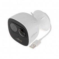 Dahua IPC-C26E Mini Network bullet IP-Cam WiFi 2Mpx HD 2.8mm PIR sensor slot SD