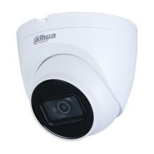 Dahua IPC-HDW2230T-AS-S2 Telecamera dome IP 2Mpx Full HD 2.8mm slot sd ivs starlight audio poe ip67