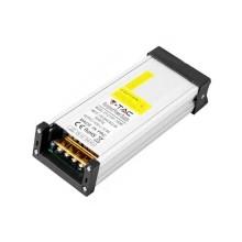 V-TAC VT-21151 150W LED SLIM Power Supply 12V 12.5A rainproof IP45 - SKU 3231
