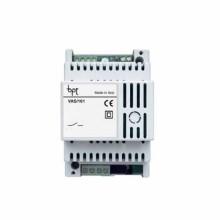 Audio entry system power supplier 230V X1 / X IP Bpt VAS/101