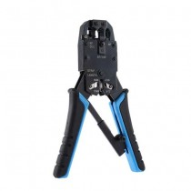 LAN Crimping Tool for plugs RJ11 / RJ12 / RJ45