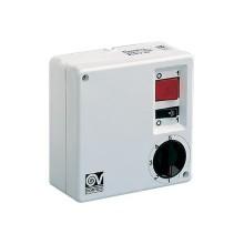 Régulateur de vitesse Box pour ventilateurs de plafond avec Kit lumière Vortice SCRR5L - sku 12964