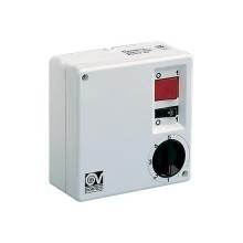Box speed controller for ceiling-mounted fans with light KIT Vortice SCNRL5 UNIF. X NK - sku 12957