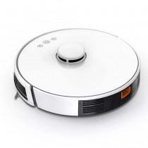 V-TAC VT-5556 Aspirapolvere robot lavapavimenti pulitura con sensore laser 360° base di ricarica corpo bianco gestione remota da smartphone Google & Alexa - sku 7933