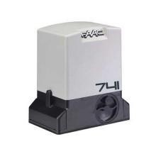 Motoriduttore 230V SAFE 741 E Z16 con encoder per cancelli scorrevoli uso residenziale/aziendale 900kg FAAC 1097815