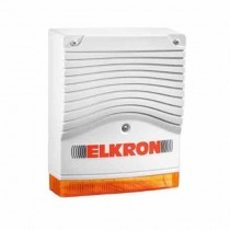 Wireless outdoor siren ELKRON wireless HP30WL 500m