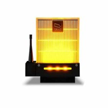 LED Flashing warning light gray anthracite Came Dadoo DD-1KA