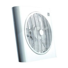Rotating multi-directional table and floor fan Vortice Ariante 30 White body - sku 60790