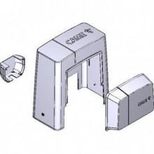 CAME Gruppo cover dark grey coperchio di ricambio per motoriduttori serie BK new 88001-0084