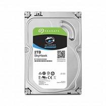 "Disque dur Seagate 2 To SkyHawk Surveillance Hard Drive SATA III - 6 GB/s 7200rpm 64MB 3.5"" - ST2000VX008"