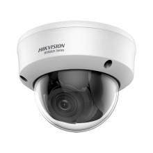 Hikvision HWT-D381-Z Hiwatch series Caméra dôme anti-vandalisme 4in1 TVI/AHD/CVI/CVBS uhd 4K 8Mpx motozoom 2.7~13.5mm osd IP66