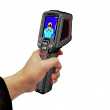 Temperature detection camera - fever battery-powered thermal imager precision ± 0.5 °