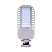 V-TAC PRO VT-54ST 50W LED Street light chip samsung smd kaltweiß 6400K graues aluminium IP65 - sku 959